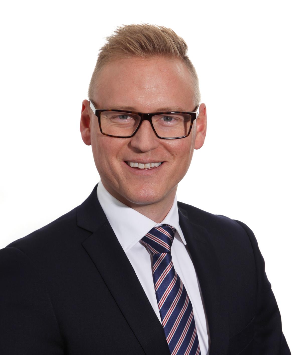 Jorgen Welde Knudsen